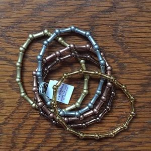 Lia Sophia Bracelet Set